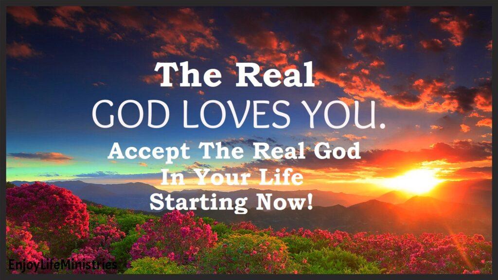 the real god, The Real God | The Religion Of The Real God